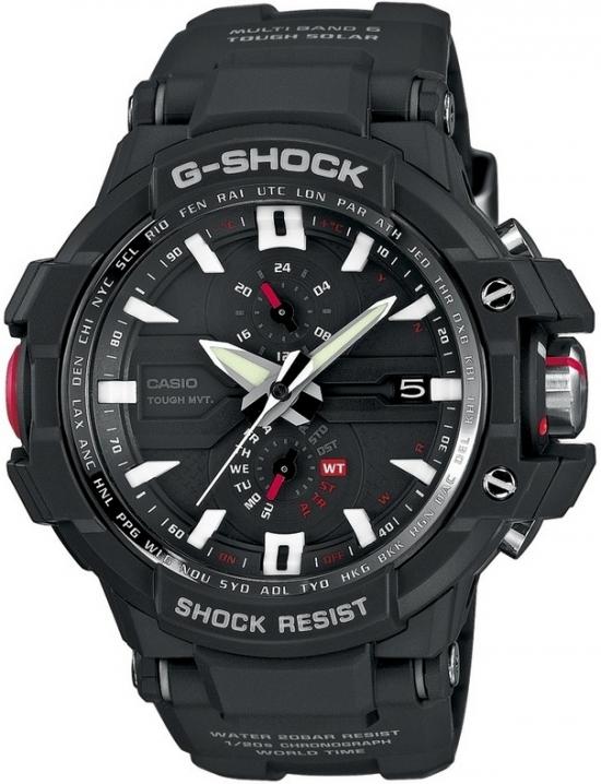 Casio GW-A1000-1aer G-Shock Uhr