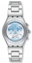 Swatch Uhr Irony Medium Chrono ARCTIC DREAM YMS1004